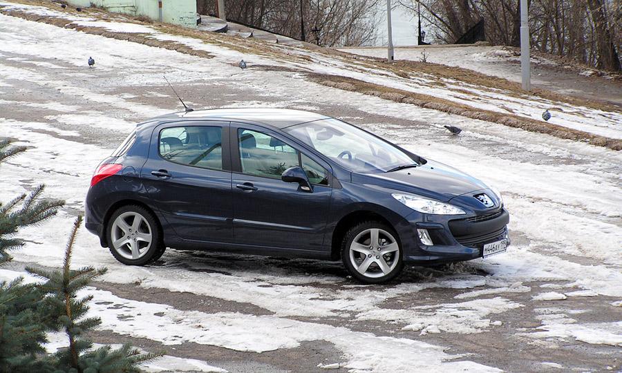 Пентхауз на колесах  Peugeot 308