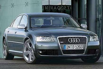 Audi S8 – премьера в конце года!