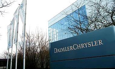 Продажи DaimlerChrysler в 2005 г. выросли на 3,8%