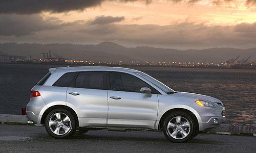 Honda привезет в США турбодизельную Acura RDX
