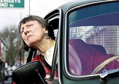 Число британцев, игнорирующих правила дорожного движения, катастрофически растет