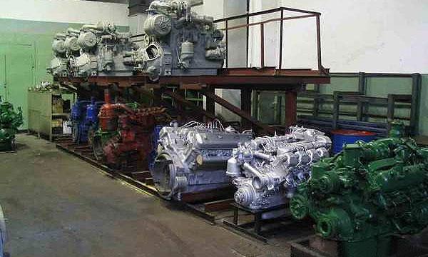 ГАЗ открыл новый завод по производству дизельных двигателей