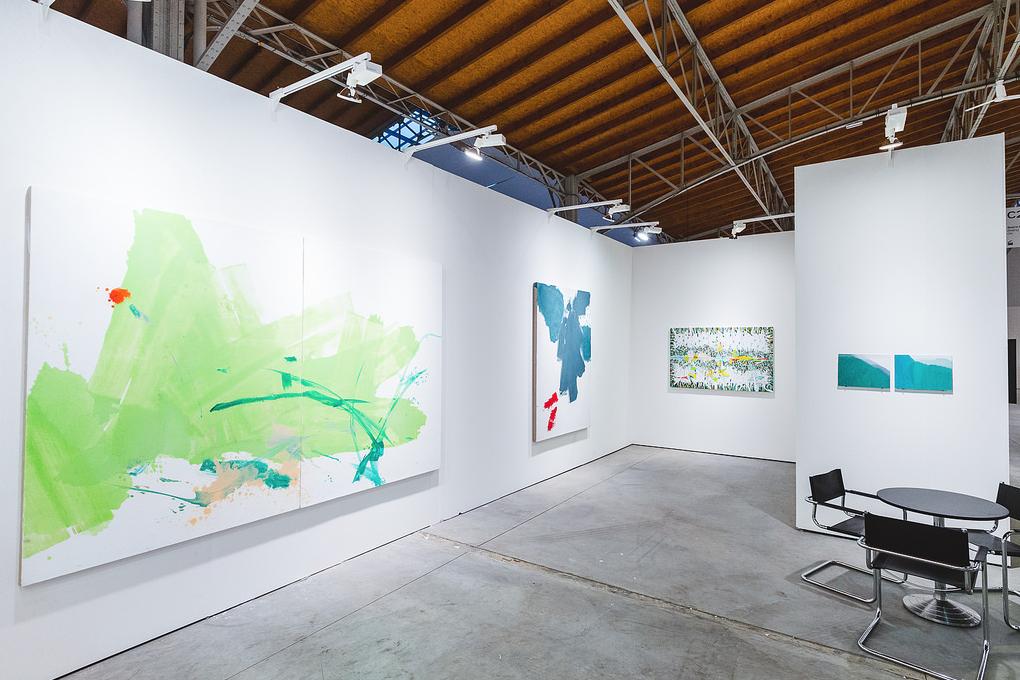 Стенд Boers-Li Gallery