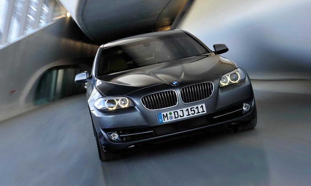 BMW объявила российские цены на обновленный 5-Series
