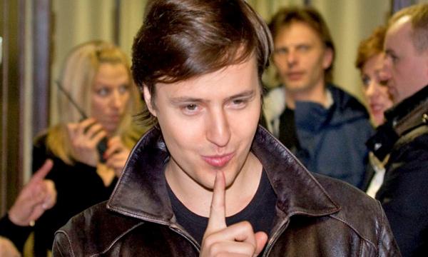 Витаса оштрафовали на 100 000 рублей за нападение на полицейского