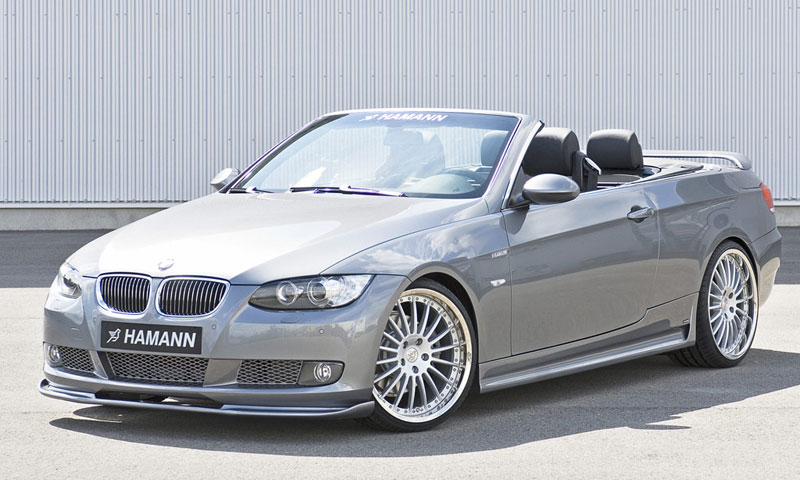 Hamann BMW 3 серии кабриолет