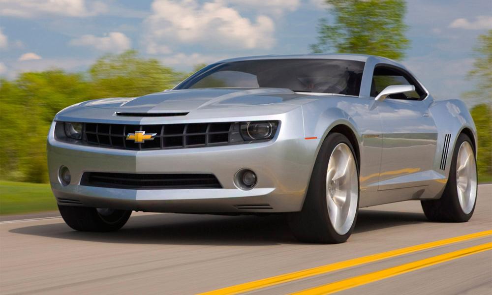 Chevrolet Camaro будет стоить около 2 млн рублей
