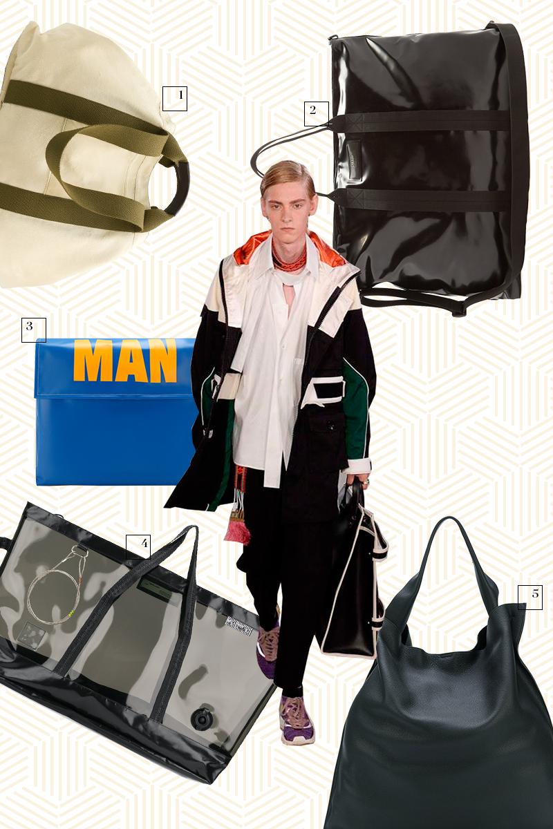 c905bffabf65 Вместо рюкзака: какие мужские сумки сейчас в моде :: Вещи :: РБК.Стиль