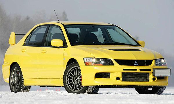 Лучшие авто для поездок по льду и снегу