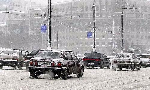 Сегодня в Москве будет ограничено движение автотранспорта