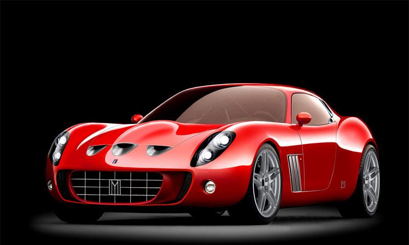 В Голландии начата сборка Ferrari