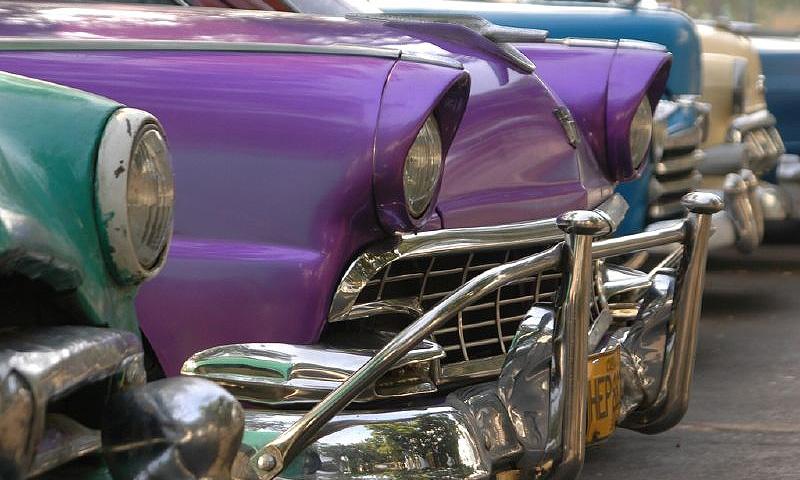 В Италии открывается конкурс красоты среди автомобилей
