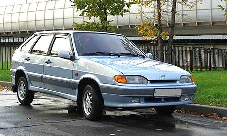 Lada Samara подешевела на 20 тысяч рублей