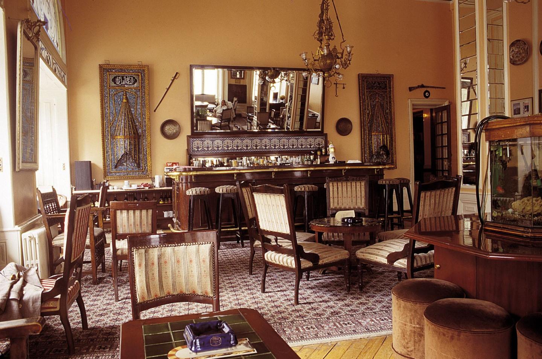 Номер Ататюрка в Pera Palace
