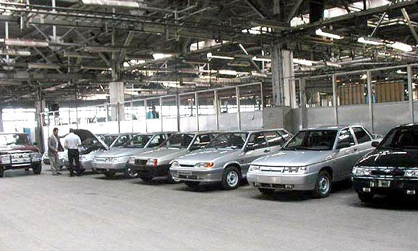 Продажи АВТОВАЗа за 2 месяца 2006 года выросли на 10%