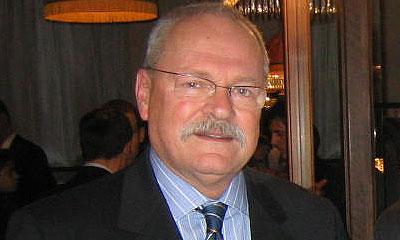 Президент Словакии Иван Гаспарович