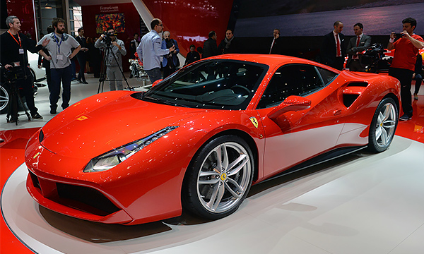 Спорткар Ferrari 488 GTB получил  670-сильный мотор
