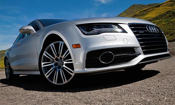 Audi повышает цены на весь модельный ряд в России