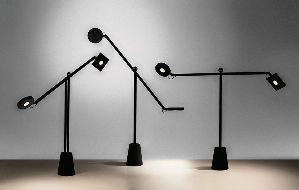 Настольные лампы Equilibrist для Artemide