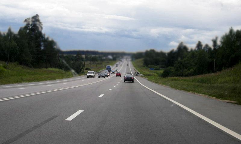 Санкт-Петербург и Пушкин свяжет новая автотрасса