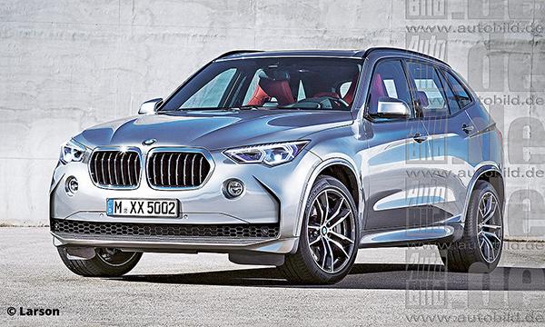 Кроссовер BMW X5 нового поколения представят в 2017 году