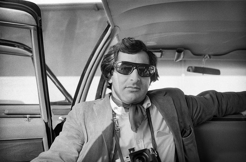 Кадр из фильма «Джим Маршалл: Рок-н-ролл в объективе»