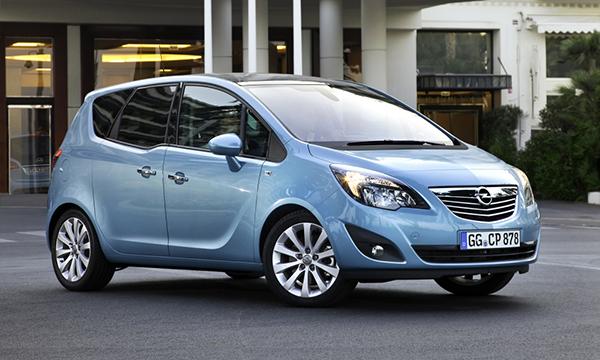 Opel отзовет из России почти 10 тысяч автомобилей