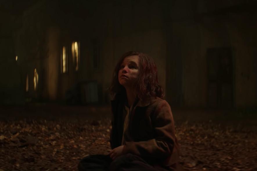 Кадр из клипа «Бог проклятых»