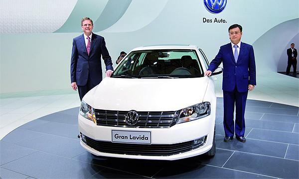 Volkswagen создал бюджетный универсал Gran Lavida