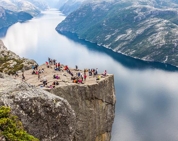 Издательство Lonely Planet опубликовало топ-10 смотровых площадок мира