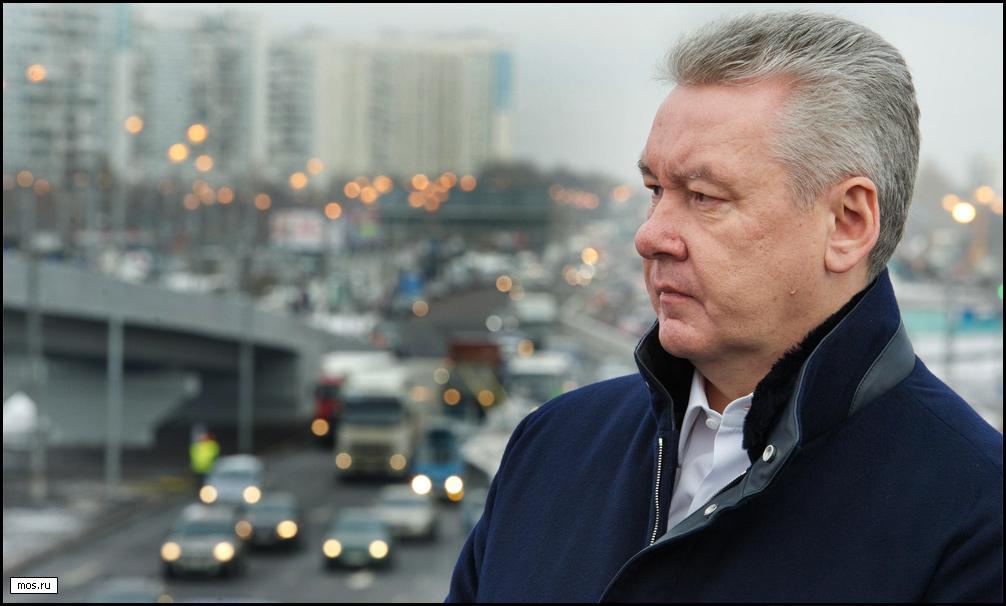Собянин: «Из Ленинградки выжали все, что могли»