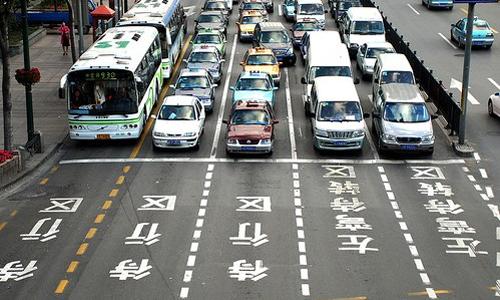 Пекин обогнал Москву по числу зарегистрированных автомобилей