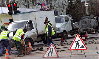 В Москве аврально закончили ремонт 120 участков дорог