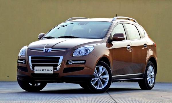 Luxgen начал производить автомобили в России
