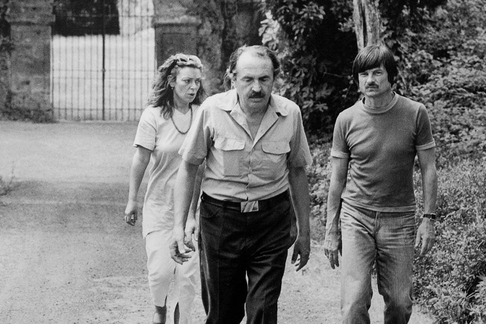 Кадр из фильма «Время путешествия» (1983)