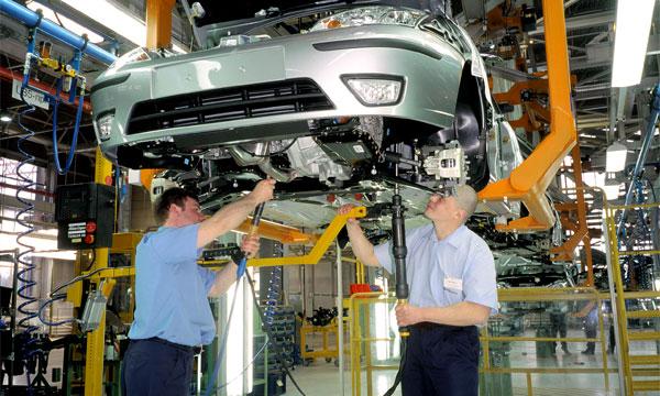 Российский завод Ford удвоит выпуск автомобилей