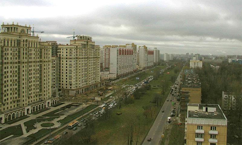 Назван список магистралей Москвы, у которых появятся дублеры