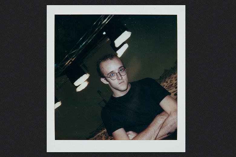 Кадр из фильма «Кит Харинг: Вундеркинд стрит-арта»