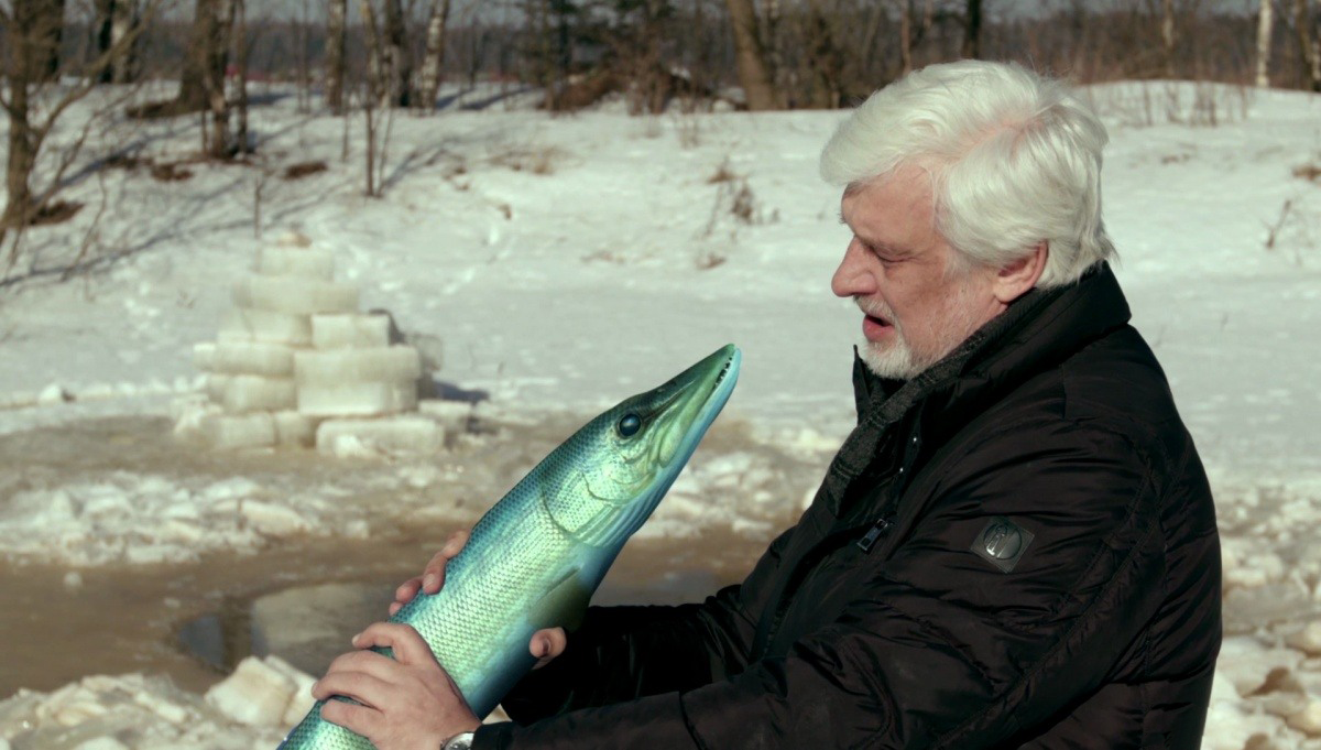 Кадр из фильма «Прорубь»
