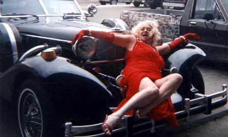 Лучшие девушки автомобильной весны – 2010