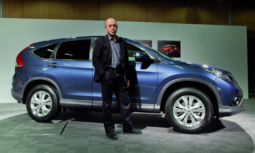 Кроссоверы идут: Honda CR-V и его конкуренты