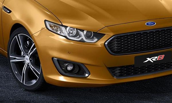 Ford представил последнюю версию седана Falcon