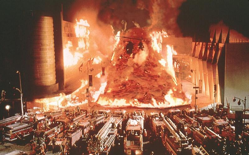Кадр из фильма«Вулкан»