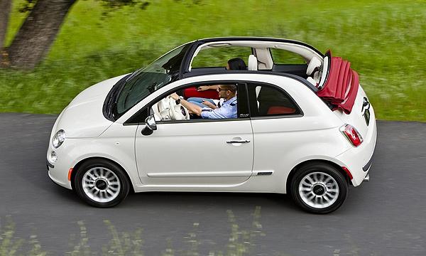Купе и кабриолета Fiat 500 не будет