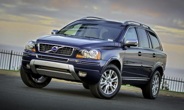 Volvo прекратила сборку XC90 первого поколения