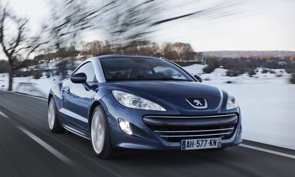 Новый Peugeot RCZ сведет модников с ума