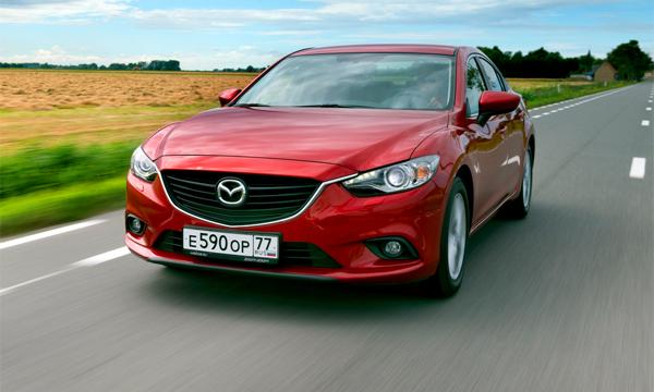 Компания Mazda объявила об отзыве автомобилей в России
