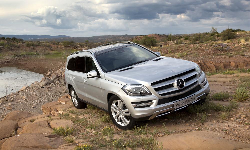 Смена приоритетов. Тест-драйв Mercedes-Benz GL