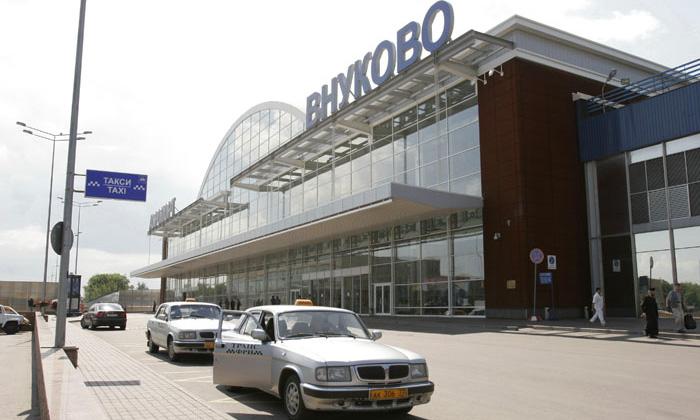 На территории аэропорта Внуково изменена схема движения транспорта