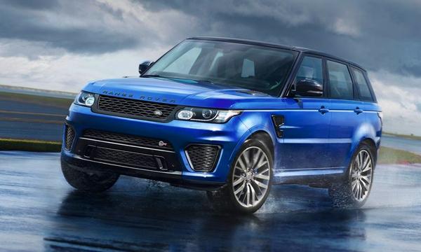 Рассекречен самый быстрый Range Rover Sport